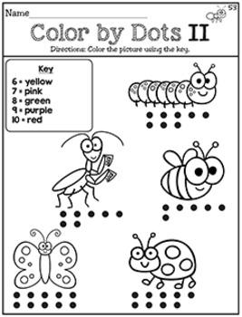 May NO PREP - Math & Literacy (Pre-K)