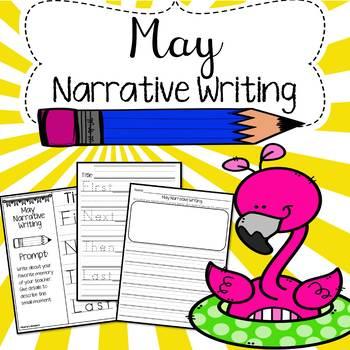 May Narrative Writing