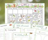 May Nature Calendar & Activity Pack: 31 Days of Spring Nat