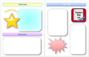 May Newsletter Editable Template