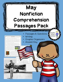 May Nonfiction Passages