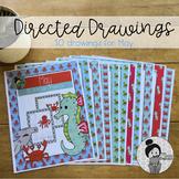 Ocean Unit Art Activities (May Directed Drawings) Distance