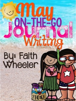 May On-The-Go Journal Writing