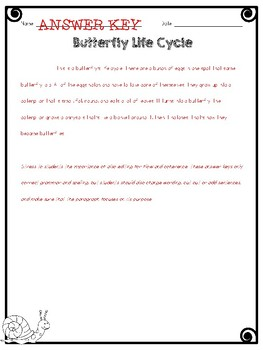 May Paragraph Editing Freebie for Grades 3-5
