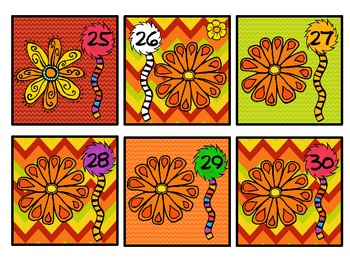 May Pattern Calendar - Find the Patterns!
