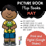 May Picture Book - Flip Book Set