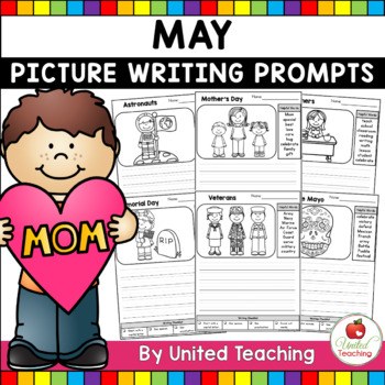 May Picture Prompts for Writing