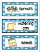 May Picture Word Cards K-3