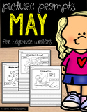 May Picture Writing Prompts for Beginning Writers