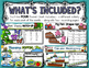 May Pocket Charts --- Four Math and Literacy Pocket Charts