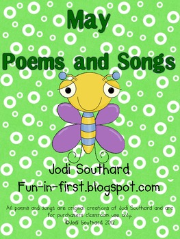 May Poems and Songs
