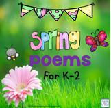 Spring Poems for Fluency