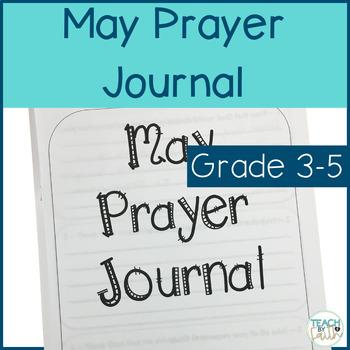 May Prayer Journal
