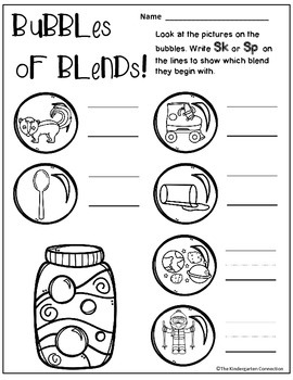 May Print - That's It! Kindergarten Math and Literacy Printables SAMPLER