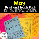 May Print and Teach Pack