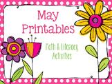 May Printables: Flowers