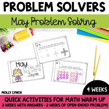 May Problem Solving