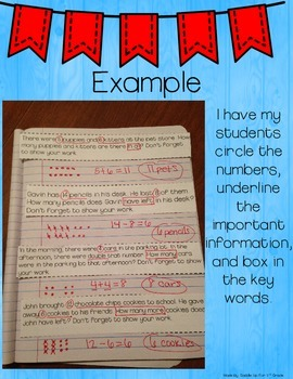 May Problem Solving Journal Prompts