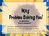 May Problem Solving for the Promethean Board