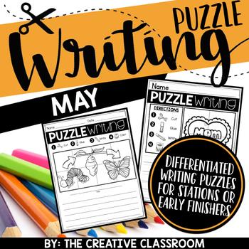 May Puzzle Writing