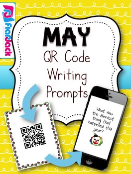 May QR Code Writing Prompts