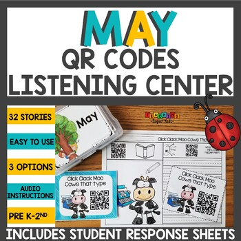 May QR Codes Listening Center