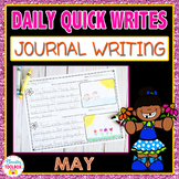 May Quick Writes (Daily Journal Writing Prompts)