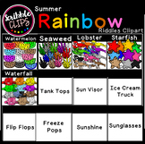 May Rainbow Riddles Clipart -Growing Bundle