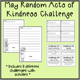 May Random Acts of Kindness Challenge Pack