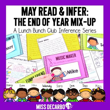 May Read and Infer: The End of Year Mix-Up