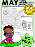 May Reading Comprehension {No Prep!}