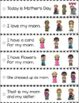 May Reading Fluency and Comprehension Sentence Strip