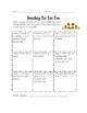 May Reading Homework Tic Tac Toe Reading Log