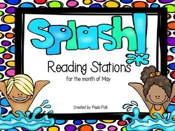 May Reading Stations