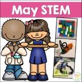 May STEM Spring 10 Challenges