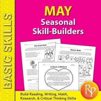 May: Seasonal Skill-Builder