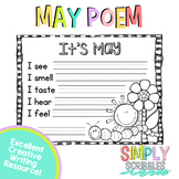 May Sensory Poem