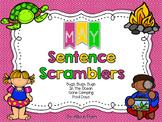 May Sentence Scramblers