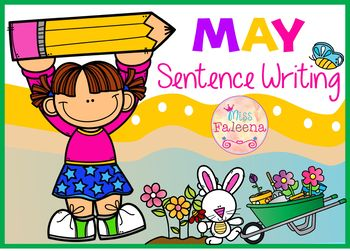 May Sentence Writing