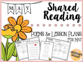 May Shared Reading: Poems and Lesson Plans