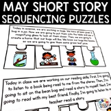 May Sequencing Stories with Pictures