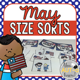 May Size Sorts - CCSS Aligned for Kindergarten