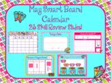 May Smart Board Calendar