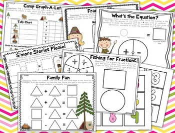 May Spice It Up Bundle: Math, Reading, and Writing