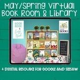 May/Spring Virtual Book Room/Digital Library