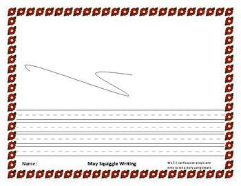 May Squiggle Write Bundle