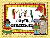 May Super Sentences