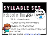 May Syllable Set