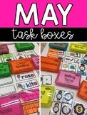 May Task Boxes