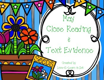 May Text Evidence